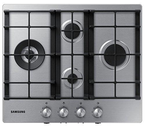 Samsung NA64H3030BS Incasso Gas Acciaio inossidabile piano cottura