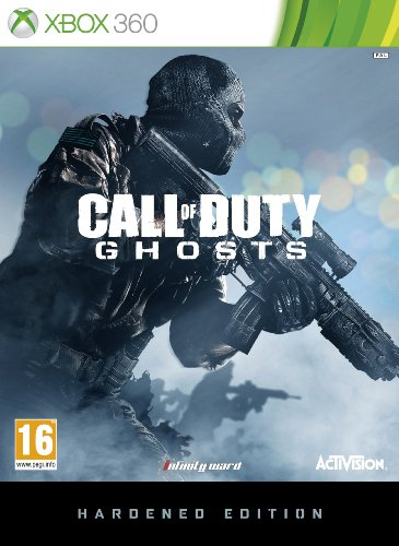 Call of Duty, Ghosts (Hardened Edition) Xbox 360