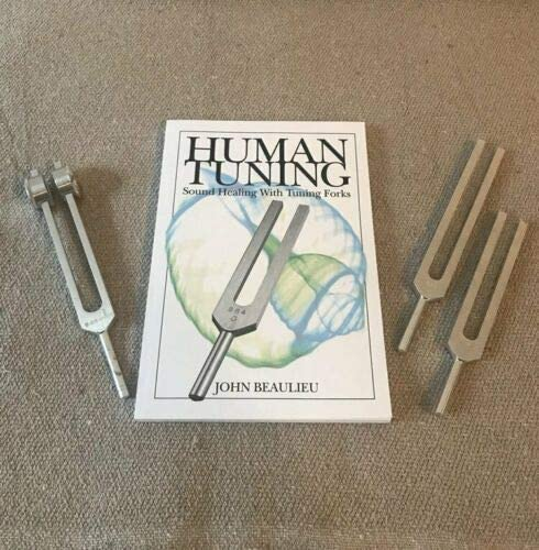 Biosonics Beginner Tuning Reservation Popular brand in the world Fork Set with 2 Book CG