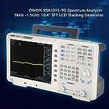 Analizzatore di spettro, XSA1015-TG analizzatore di spettro, Tracking Generatore di Funzioni Oscilloscopio Digital (EU), Generatore di tracciamento LCD TFT 9kHz -1.5GHz 10.4'(A)