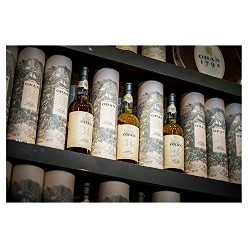 Oban Highland Single Malt Scotch Whisky - 6