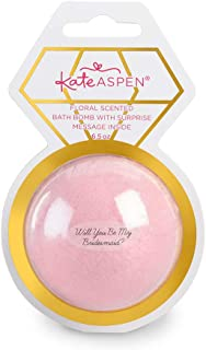 Kate Aspen 21077NA Will You Be My Bridesmaid Bath Bomb, One Size, Multi