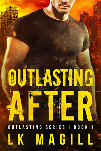 Outlasting After by LK Magill ebook deal