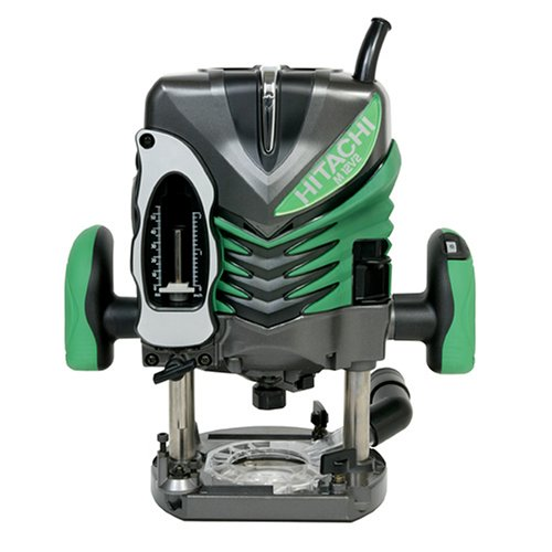 Hitachi M12V2 plunge router