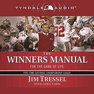 The Winners Manual audiobook cover art