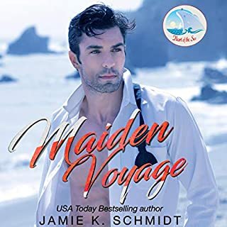 Maiden Voyage audiobook cover art