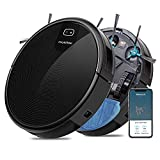 Best Robotic Vacuums - Milagrow BlackCat21 – Wet Mopping with Watertank Robotic Review