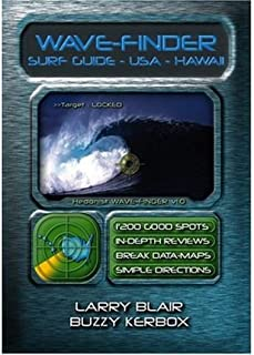 Wave-Finder, USA & Hawaii: The Ultimate Surf Travel Tool (Paperback) - Common
