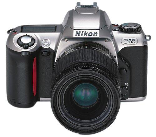 Nikon F65 - Cámara fotográfica con Lente 28-100