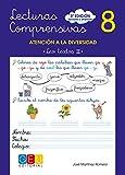 Lecturas comprensivas 8 / Editorial GEU / 2º Primaria / Mejora la comprensión lectora / Recomendado como apoyo / Actividades sencillas