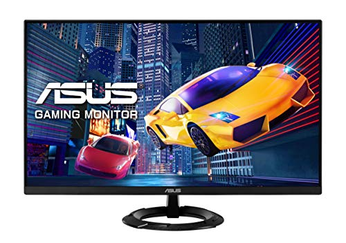 ASUS VZ279HEG1R 68,6 cm (27 Zoll) Gaming Monitor (Full HD, 75Hz, 1ms Reaktionszeit, FreeSync, Blaulichtfilter, GamePlus, VGA, HDMI)