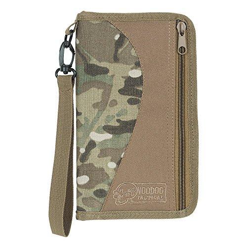 VOODOO TACTICAL Men's Wallet, Coyote