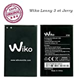 FLEXIPHONE Batterie Neuve Wiko 2000 mAh 7,6 Wh 3,8V Type 3702 pour Wiko Lenny 3 et...