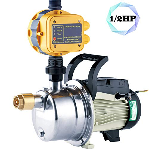 water flow booster pump - 7