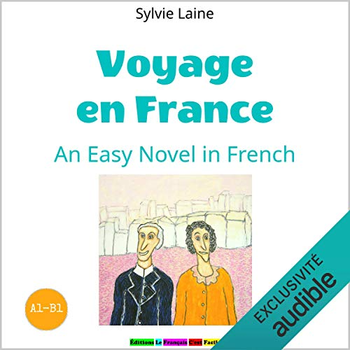Voyage en France (Trip to France) audiobook cover art