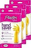 Playtex HandSaver Gloves, Small (Pack - 3)