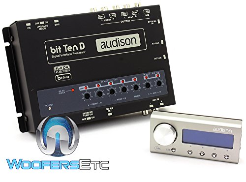 AUDISON BIT TEN D PROCESSORE DIGITALE MULTIFUNZIONE