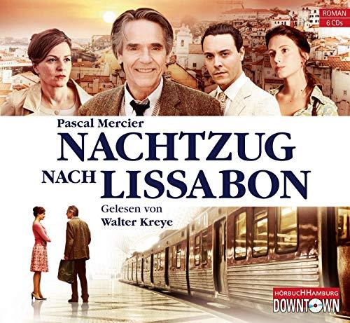 Nachtzug nach Lissabon (Filmausgabe): 6 CDs