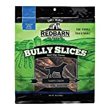Redbarn Bully Slices for Dogs | Highly Palatable, Long-Lasting Natural Dental Treats with Functional Ingredients, 9 oz. (Pack of 3) - Original Bully