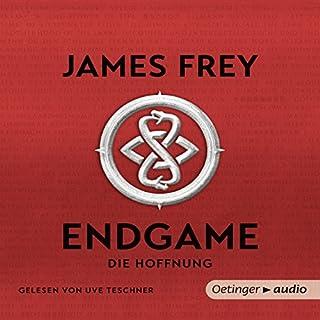Die Hoffnung     Endgame 2              Autor:                                                                                                                                 James Frey                               Sprecher:                                                                                                                                 Uve Teschner                      Spieldauer: 13 Std. und 51 Min.     79 Bewertungen     Gesamt 4,4