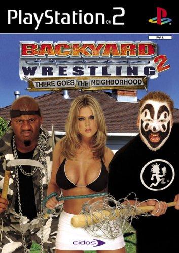 Eidos Backyard Wrestling 2: There Goes the Neighborhood