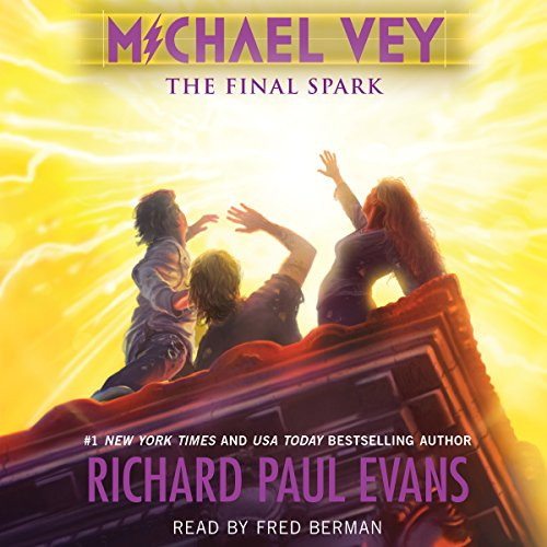 The Final Spark audiobook cover art