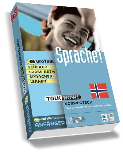 Preisvergleich Produktbild Talk Now Anfänger - Norwegisch (PC+MAC)