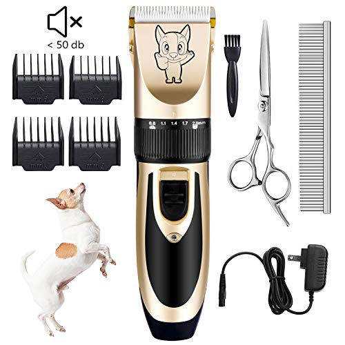 which is the best pet hair clippers in the world
