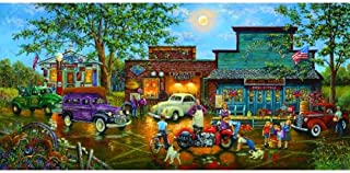 SUNSOUT INC The New Bike in Town 1000pc Jigsaw Puzzle by Sandi Lebron
