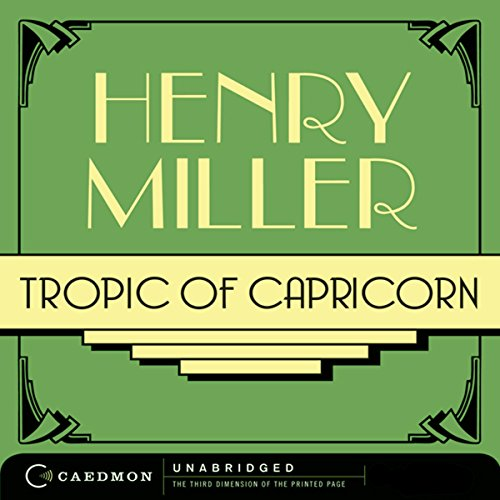 Tropic of Capricorn cover art