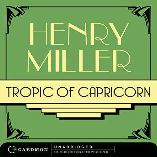 Tropic of Capricorn Titelbild