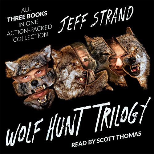 Couverture de Wolf Hunt Trilogy