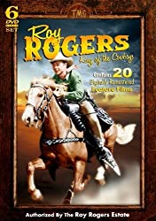 Image: Roy Rogers - King of the Cowboys - 20 Feature Films and more on Set! Box Set | Roy Rogers (Actor), Dale Evans (Actor)