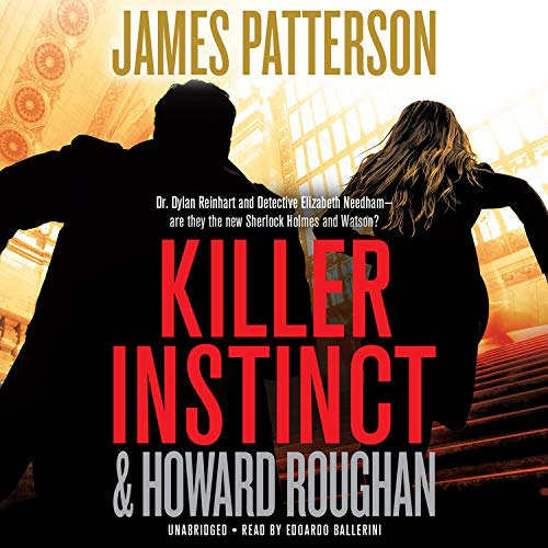Killer Instinct Audiobook By James Patterson, Howard Roughan cover art