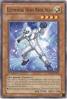 Yu-Gi-Oh! - Elemental Hero Neos Alius (DP06-EN005) - Duelist Pack 6 Jaden Yuki 3 - Unlimited Edition - Common