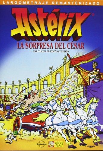 Astérix y la sorpresa de César [DVD]
