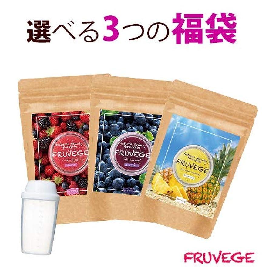 くしゃくしゃ潮ペインギリック[チアシード×スムージー (Dセット)]3袋+プレゼント (300g×3袋 約150杯分)福袋 ベリー 青汁 ダイエット食品 ドリンク スーパーフード 酵素ダイエット
