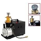 TFCFL Alta presión Bomba de Aire eléctrica PCP Compresor De Aire para 30MPA/4500psi/300BAR