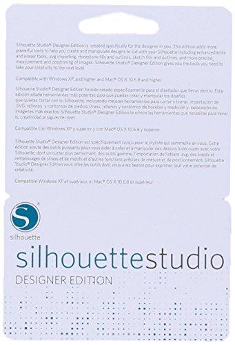 Silhouette America SILH-STUDIO-DE-3T Studio Designer Edition Upgrade