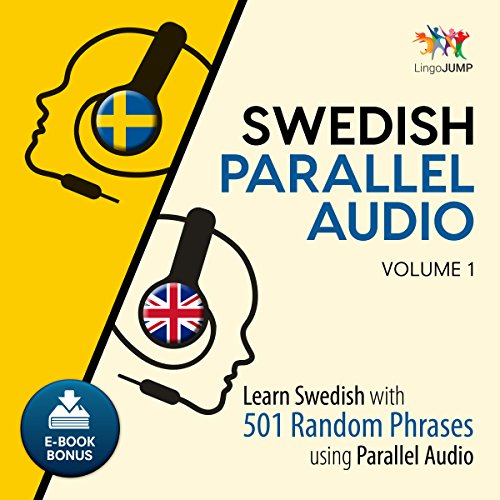 Swedish Parallel Audio audiobook cover art