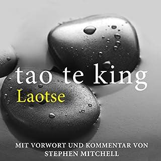 Tao Te King. Eine zeitgemäße Version für westliche Hörer. Titelbild