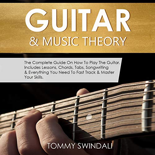 Guitar & Music Theory cover art