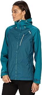 Regatta Women's Highton Chaquetta Isotex Con Capucha, Transpirable Y Impermeable Jacket Waterproof Shell
