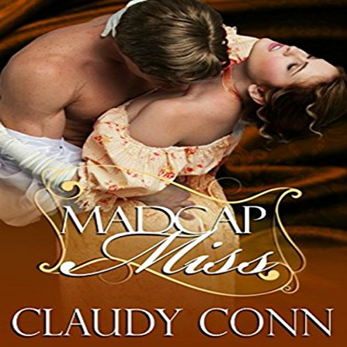 Madcap Miss audiobook cover art