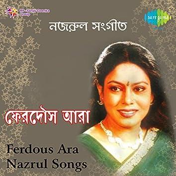 Ferdous Ara Nazrul Songs