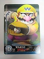 『マリオスポーツ スーパースターズ』amiiboカード : ワリオ: ベースボール