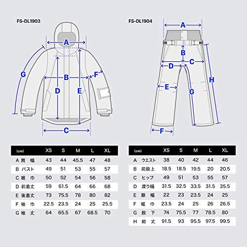 DLITE(ディライト)スノーボードウェア上下セット[レディース/全15パターン:AJK+PINK/Sサイズ]スキーウェアジャケットパンツセット防水撥水透湿
