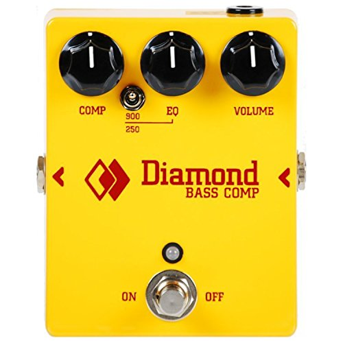 Diamond Pedals Bass Comp Compressor