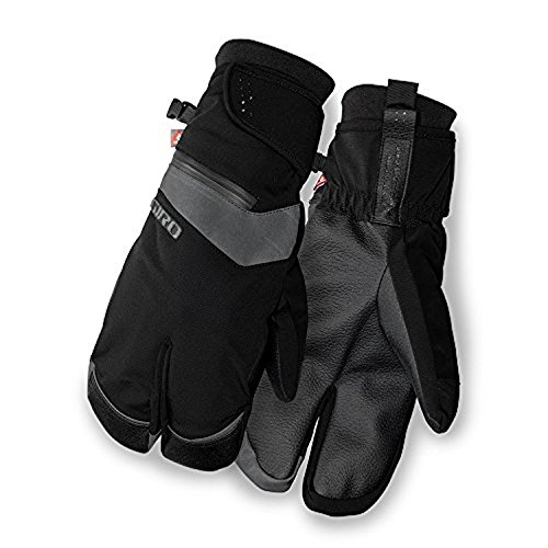 Giro 100 Proof Adult Unisex Winter Cycling Gloves - Black...