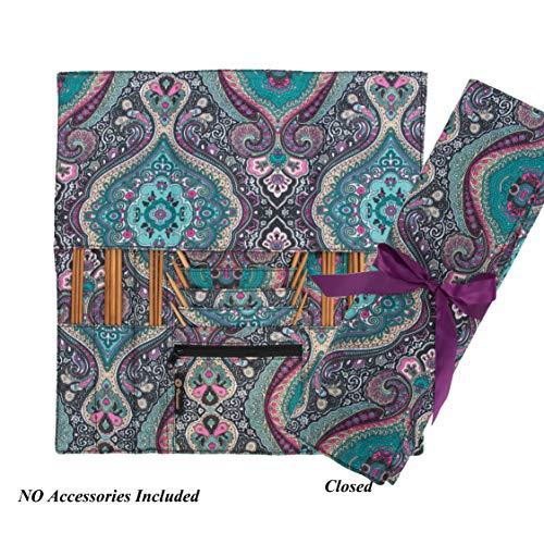 Pacmaxi Foldable Knitting Needles Storage Case